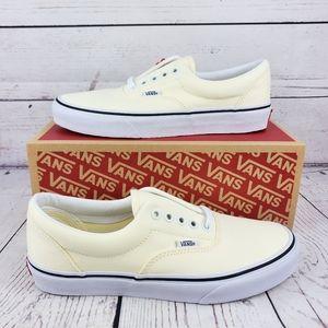 NEW Van's Era Classic White Sneakers
